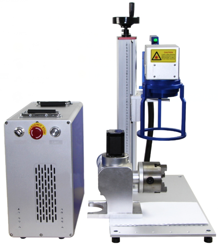 Deftmark™ Fiber Laser Engraving Machine